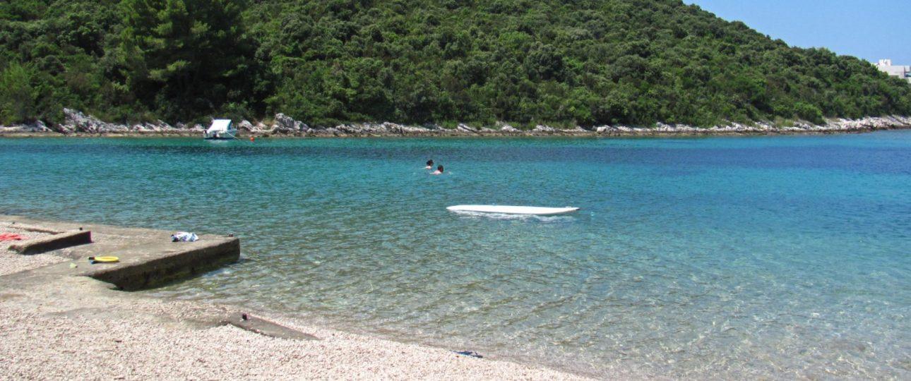 Bays on Korcula Island