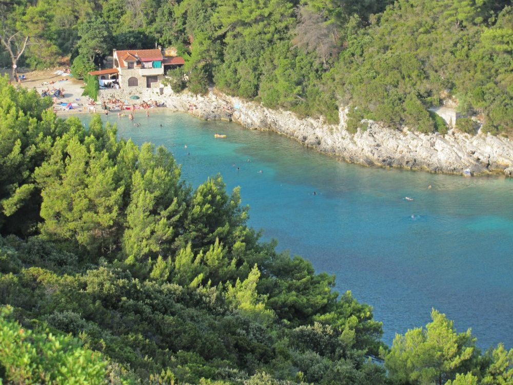 Things to do on Korcula Island - Visit the beautiful Zitna beach