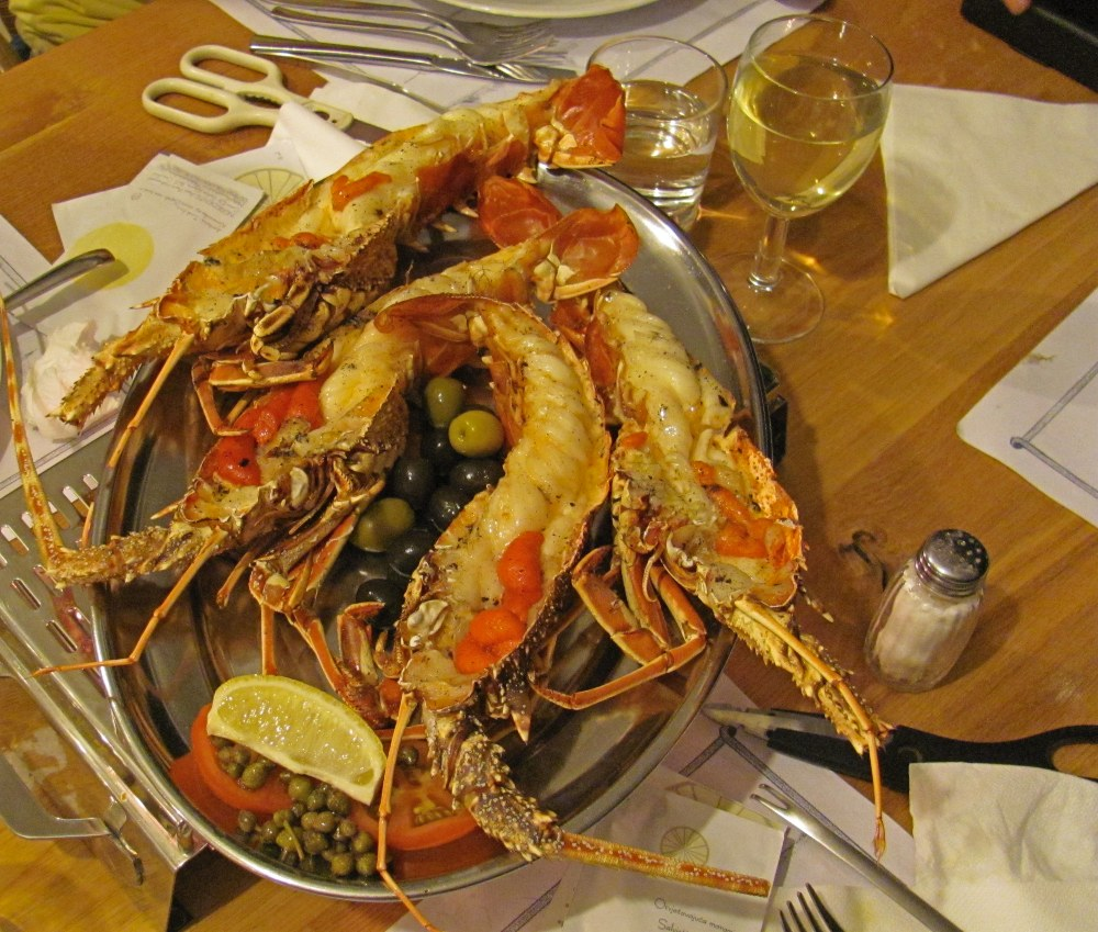Enjoy local food during a day trip to Korcula