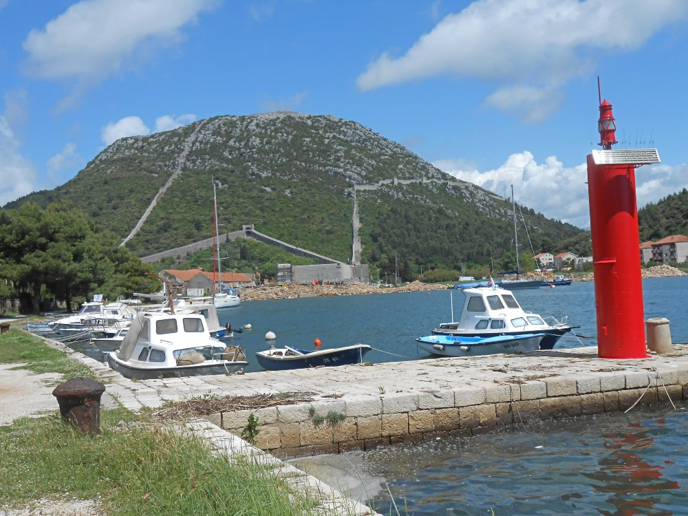 Day trip to Ston & Peljesac from Korcula - Climb the Ston Wal