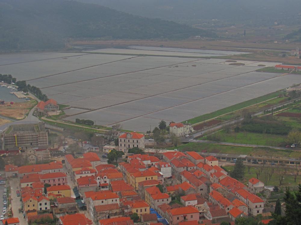 Day trip to Ston & Peljesac from Korcula - Visit the salt flats