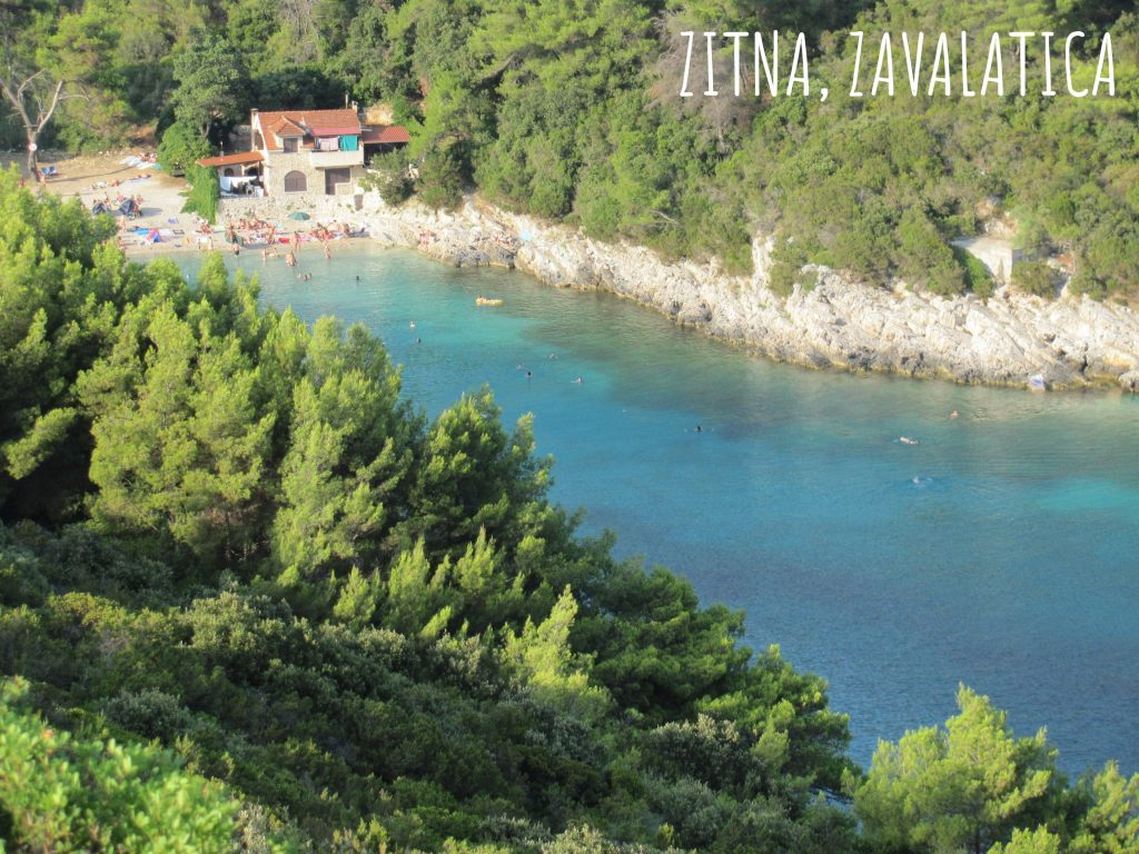 Korcula Beaches - Zitna