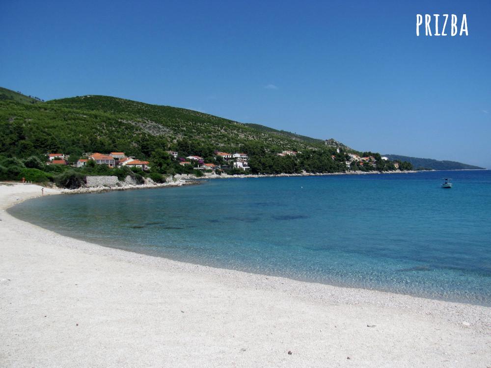 Korcula Beaches - Prizba
