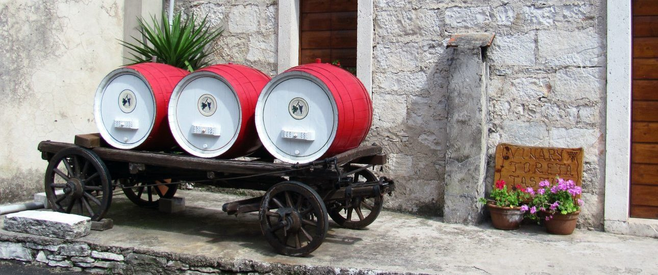 Wines from Korcula