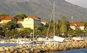 Visit Orebic located on the Peljesac