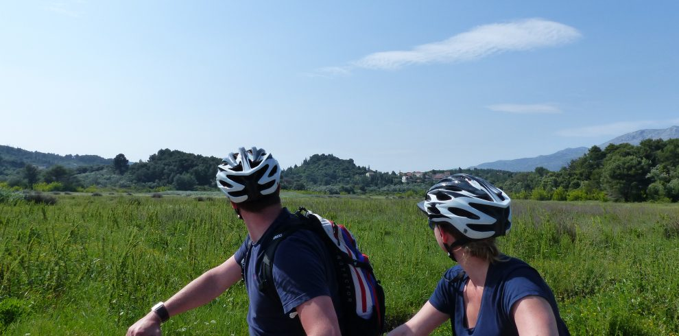Self Guided Cycling Tour from Korcula to Lumbarda
