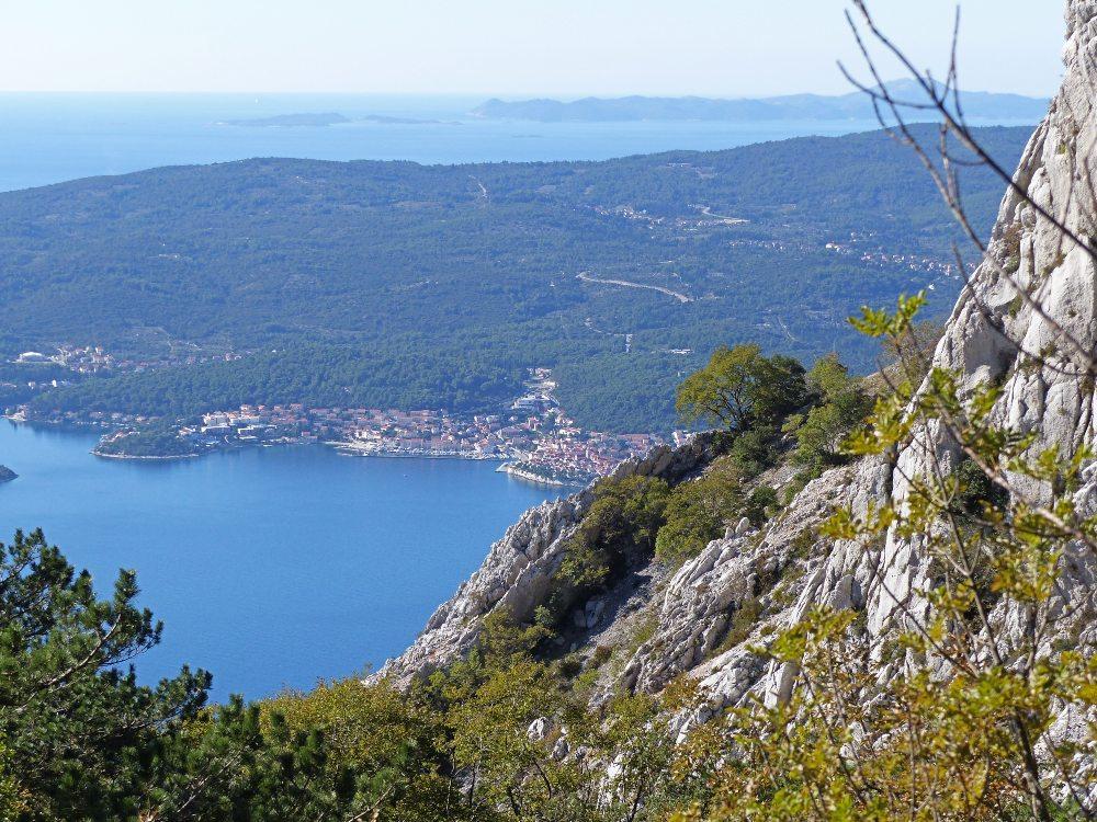 Things to do Korcula - Climb Sv Ilija