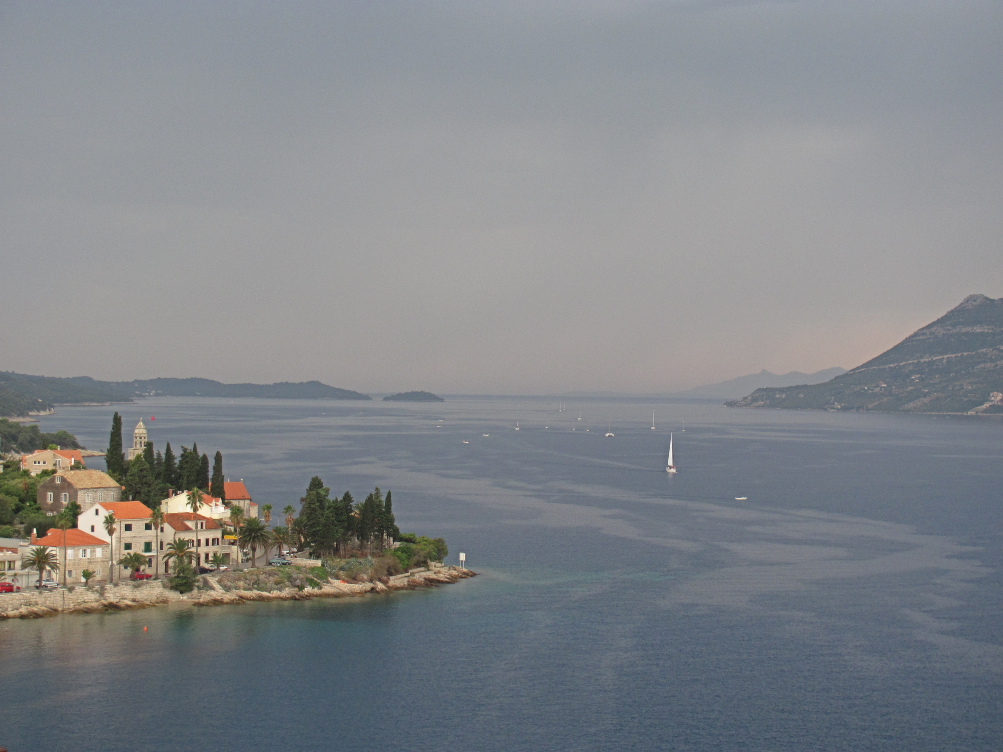 Things to do Korcula - Get a view point