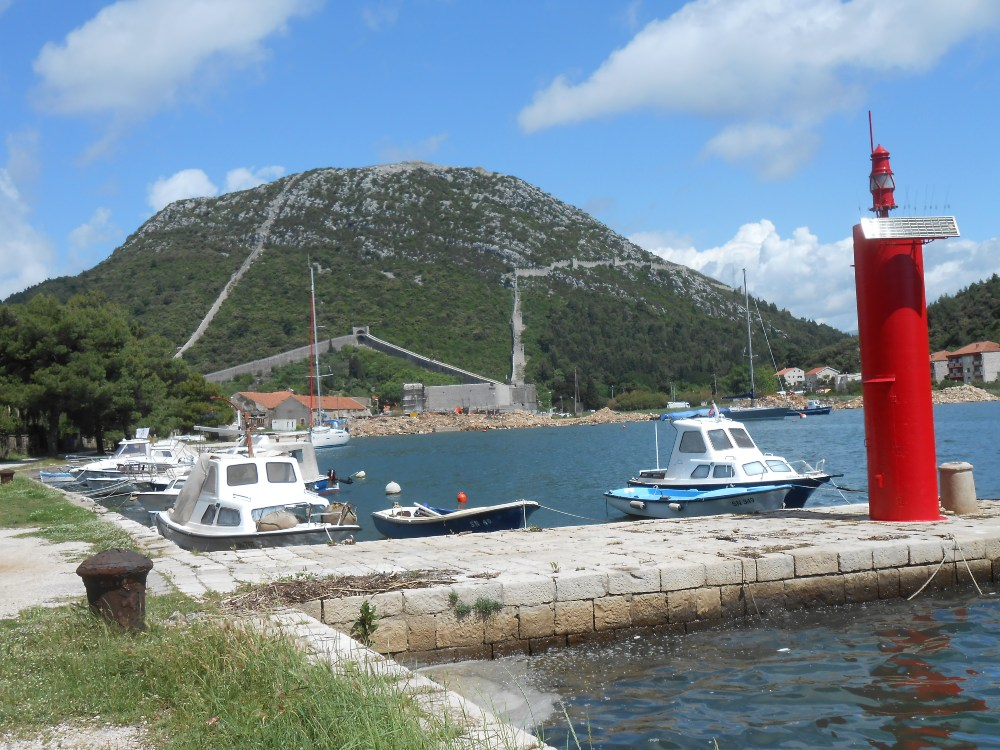 Croatia Food & Drink Tour - Stop in Ston for oyster tasting & lunch