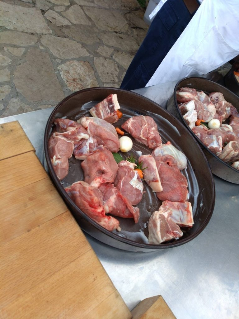 Enjoy a delicious peka dish with us on our Beer Tasting & Peka tour on Korcula