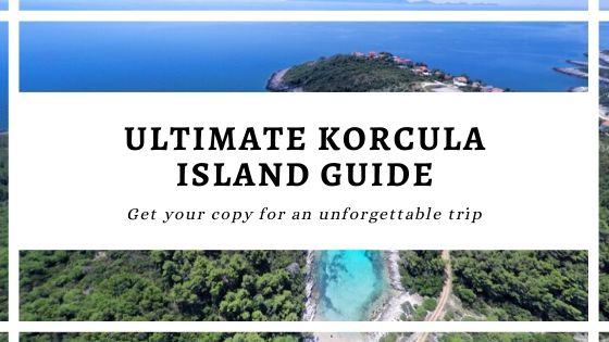 Ultimate Guide to Korcula Island