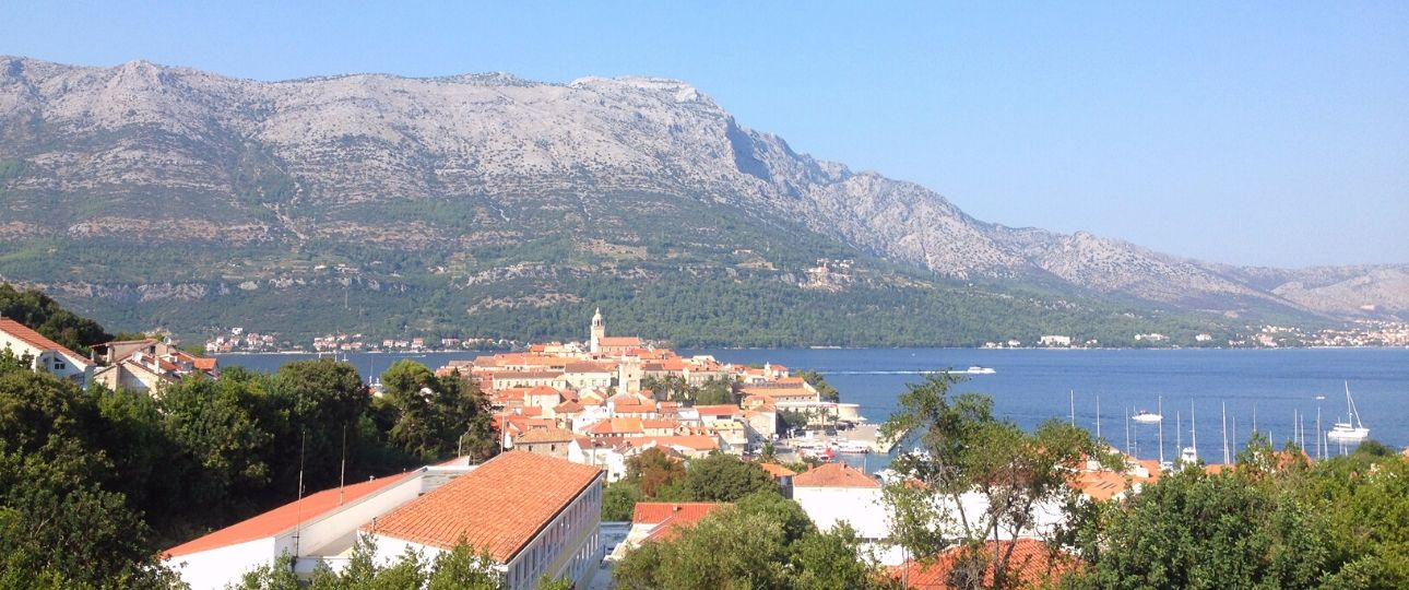 Budget tips for holiday on Korcula