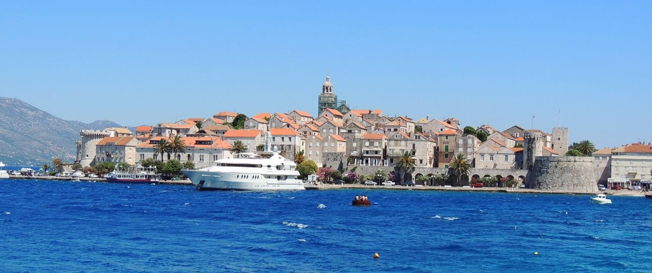 Planning an honeymoon on Korcula