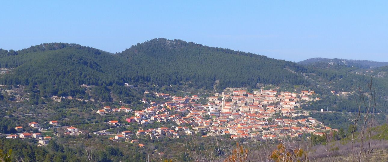 Smokvica Village