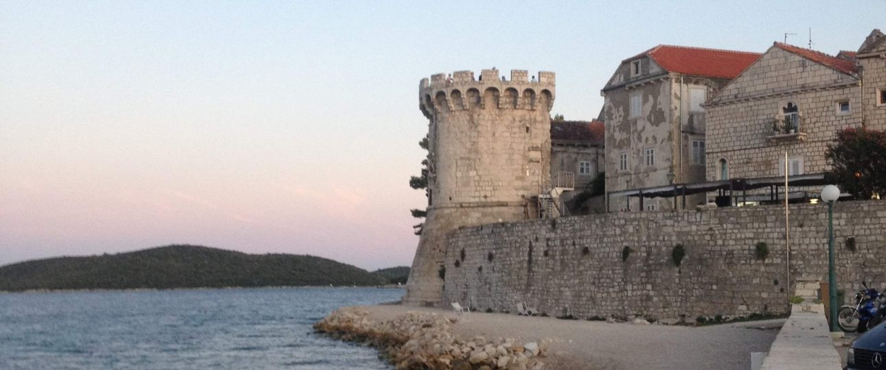 Korcula island in photos