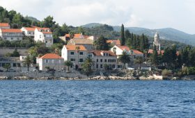 Where to stay on Korcula