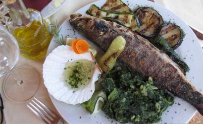 Seafood & fish to try on Korcula